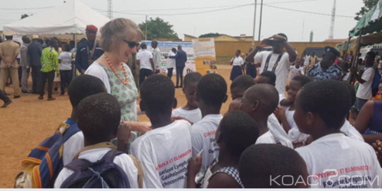 Côte d'Ivoire : Washington soutient Abidjan pour ses efforts dans l'élimination des maladies tropicales négligées