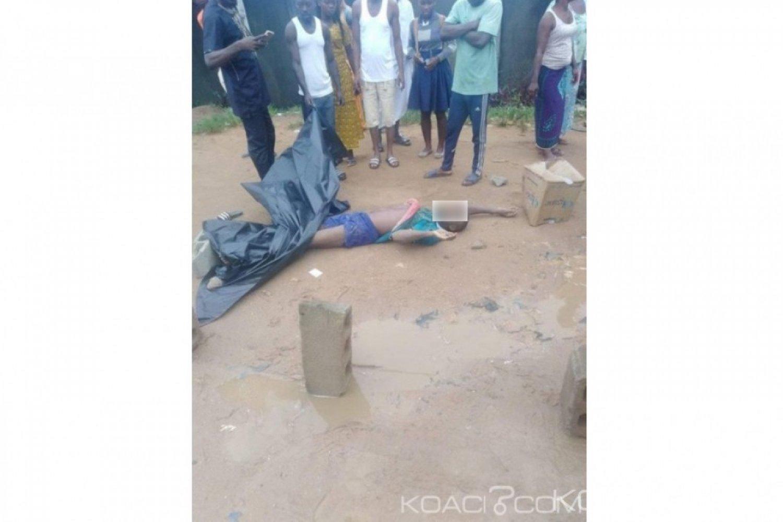 Côte d'Ivoire : A Yopougon, poignardé, le corps sans vie d'un collecteur d'ordures ménagères retrouvé