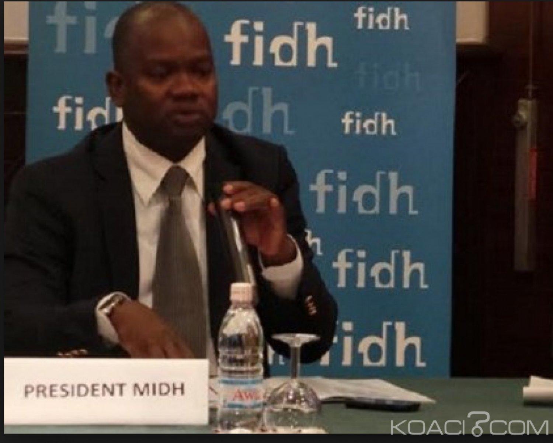 Côte d'Ivoire: Recours contre la loi d'amnistie, Me Doumbia  «Une réconciliation qui ferait l'impasse des victimes nous paraît factice»