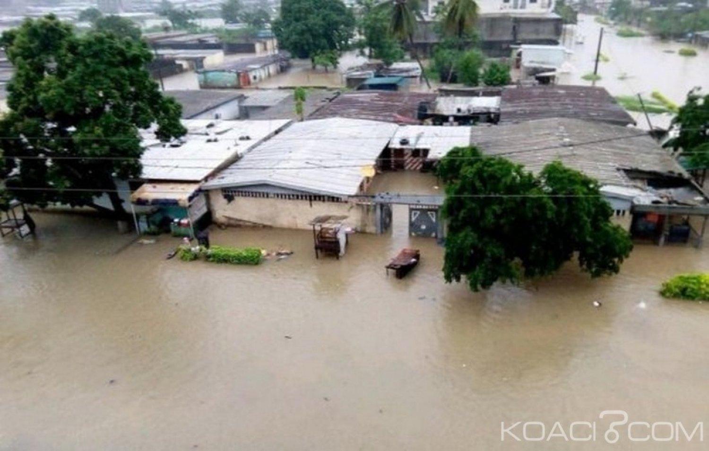 Côte d'Ivoire : Des pluies modérées ou fortes seront observées sur Abidjan