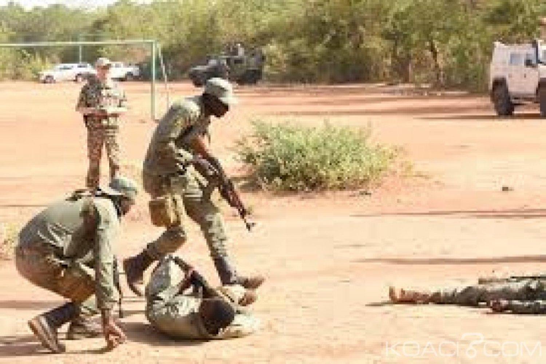 Mali : 15 terroristes présumés  neutralisés près de la frontière Burkinabé