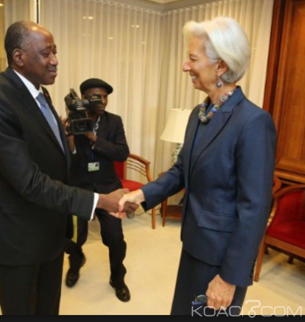 Côte d'Ivoire : Amadou Gon à Washington pour les  Réunions de Printemps de la Banque mondiale et du FMI