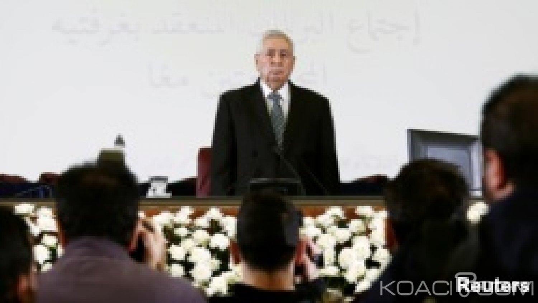 Algérie:  Abdelkader Bensalah nommé Président par intérim