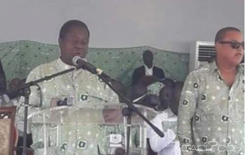 Côte d'Ivoire : 73 ans du PDCI, Bédié affirme que ses militants ont la capacité d'agir comme des opposants