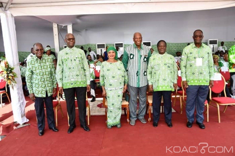 Côte d'Ivoire : 73ème anniversaire, les anciens lancent les « Mercredis du PDCI-RDA », le Pr Grah Mel, affirme que le RHDP aurait absorbé le parti, si Bédié avait accepté le parti unifié