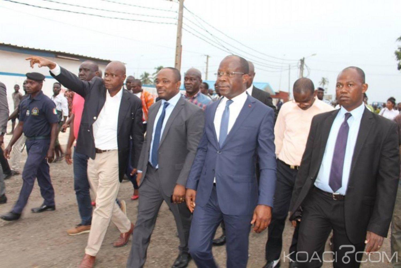 Côte d'Ivoire : Des solutions trouvées pour la reprise de la réhabilitation des voiries à Gonzagueville