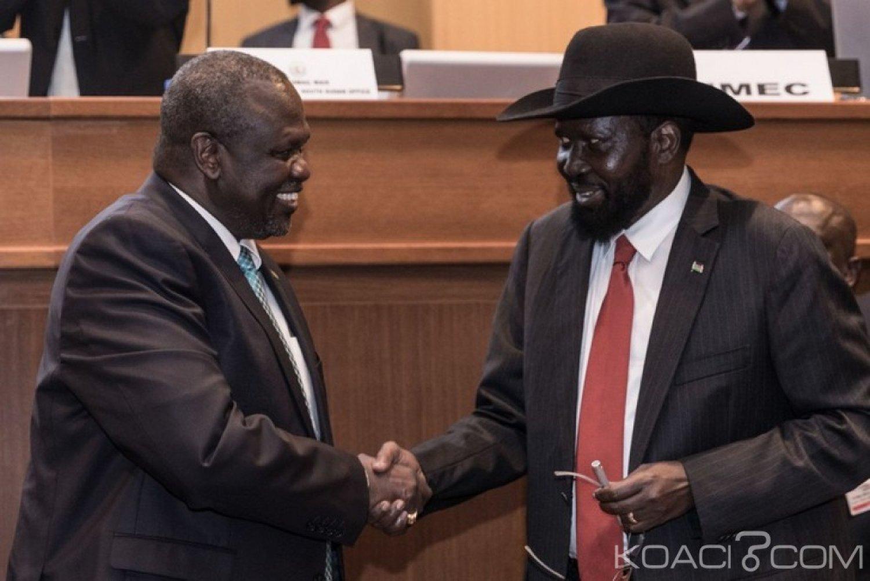 Soudan du Sud : Salva kiir et Riek Machar se retrouvent au Vatican pour une «retraite spirituelle»