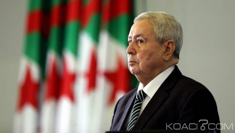 Algérie : La date de la présidentielle fixée au 04 Juillet prochain
