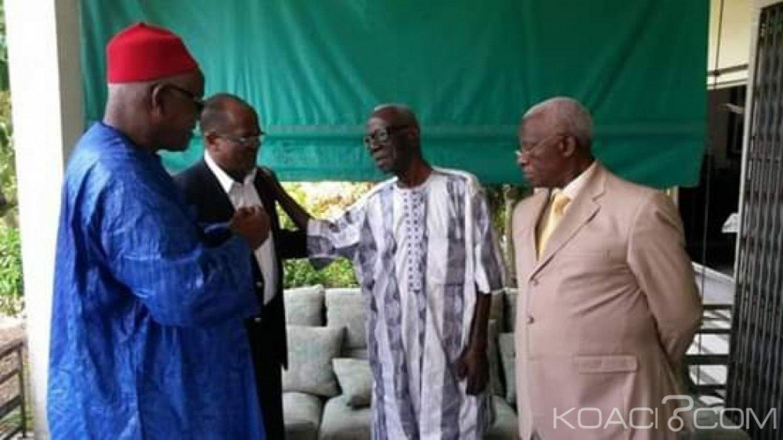 Côte d'Ivoire : Un mois après son décès, EDS rend un hommage à Bernard Dadié « il donne la pleine mesure d'un homme qui a porté jusqu'au bout de ses forces l'opinià¢treté »