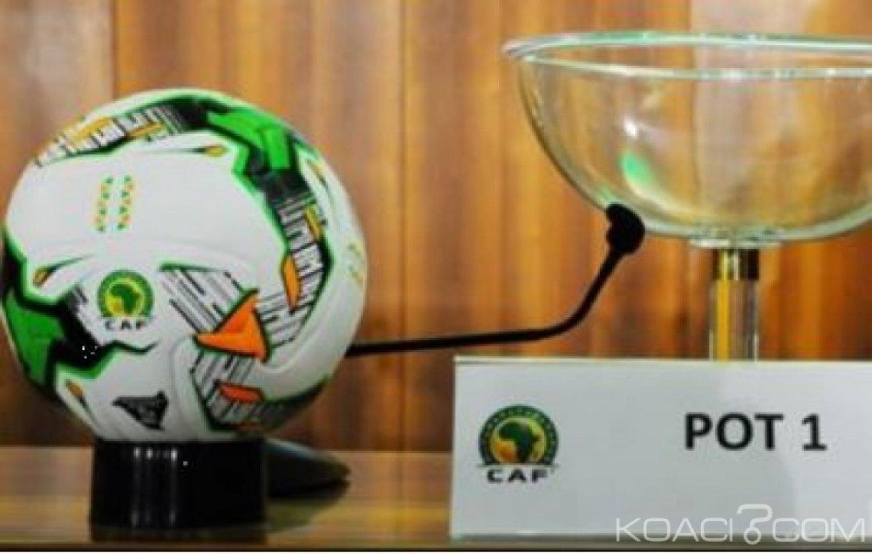 Côte d'Ivoire : À 24 heures du tirage au sort de la CAN 2019, la CAF dévoile les chapeaux et toutes les procédures