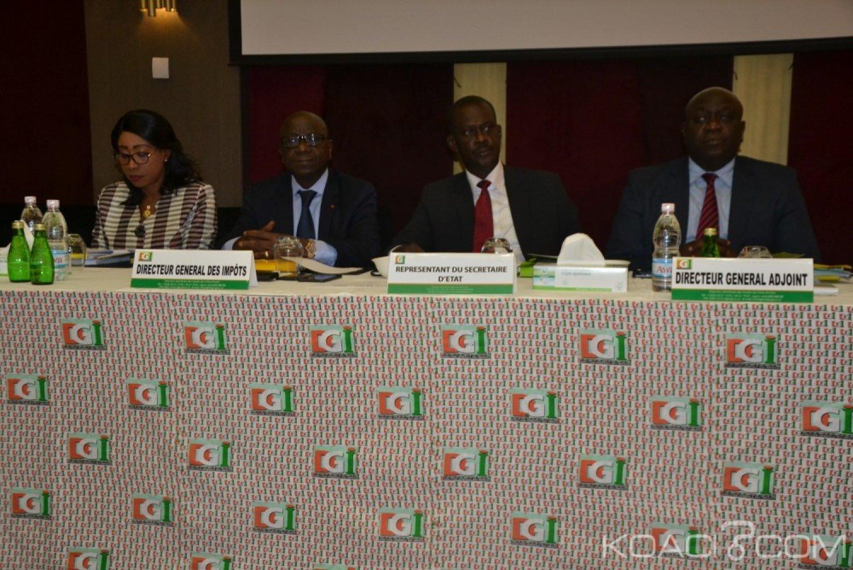 Côte d'Ivoire : Les impôts ont réalisé 491,1 milliards pour un objectif de 511,8 milliards au premier trimestre 2019