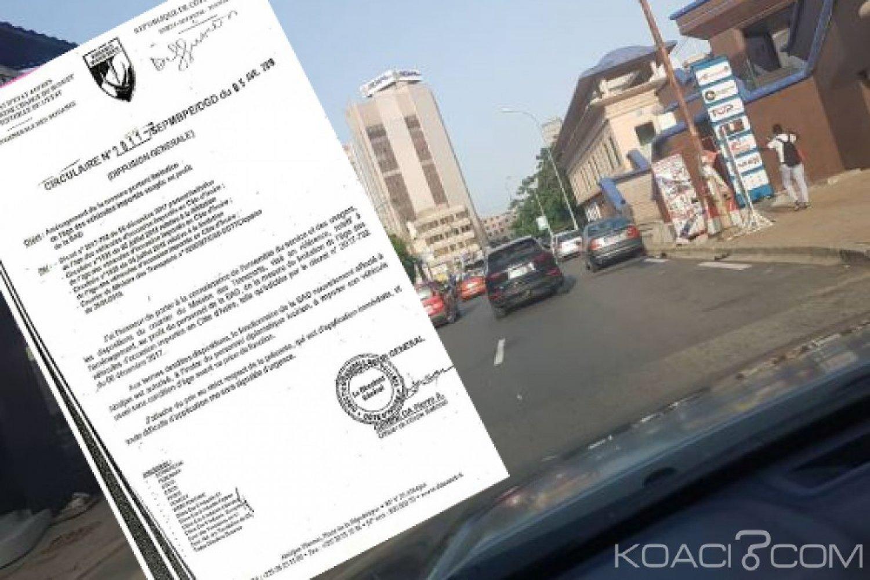 Côte d'Ivoire : Aménagements pour l'importation des voitures des employés de la BAD et diplomates affectés au pays, les explications du ministère des transports