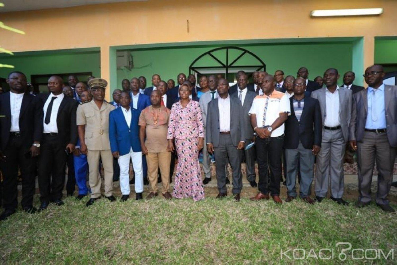 Côte d'Ivoire : Grève à répétition dans  l'enseignement scolaire, Kandia et les syndicats se retrouvent à Bassam pour espérer mettre fin à la crise