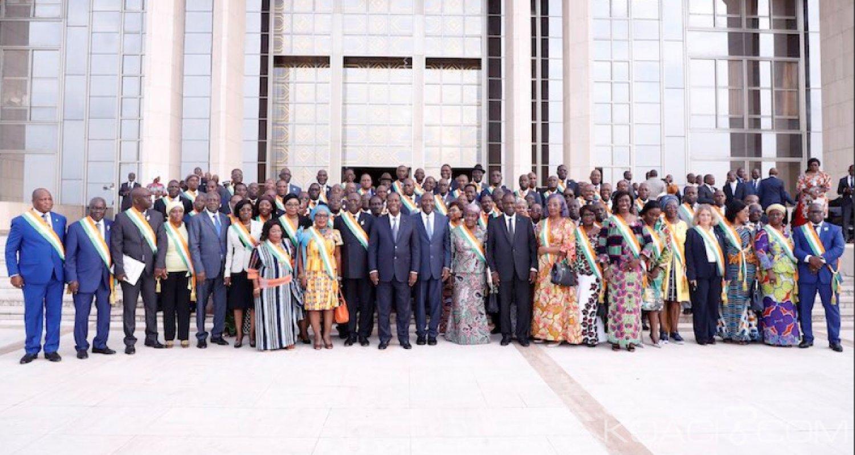 Côte d'Ivoire : Après la rentrée solennelle, mystère sur le salaire  d'un  Sénateur