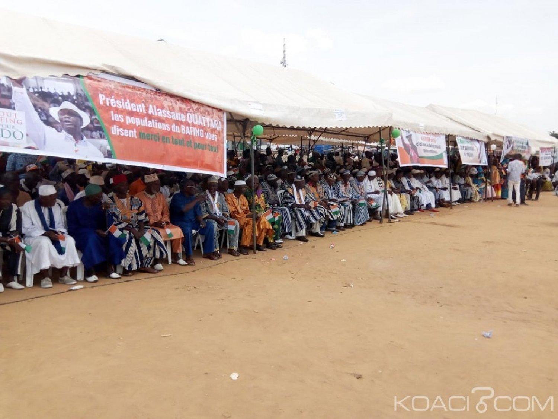 Côte d'Ivoire : Abidjan, Koné Kafana à la diaspora du Bafing: «si vous êtes assis sur un tabouret, si vous voulez durer, il faut savoir vous asseoir »
