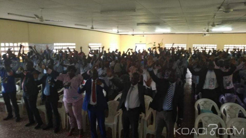Côte d'Ivoire : A Gagnoa, les enseignants du Cojep tiennent leur assemblée générale constitutive