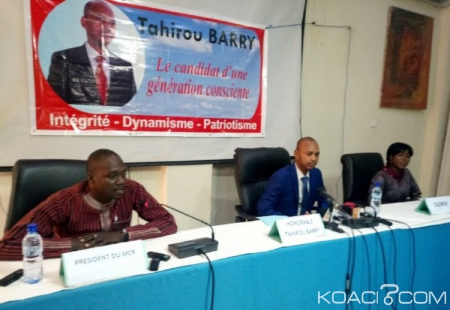 Burkina Faso: Présidentielle 2020, Tahirou Barry annonce sa candidature