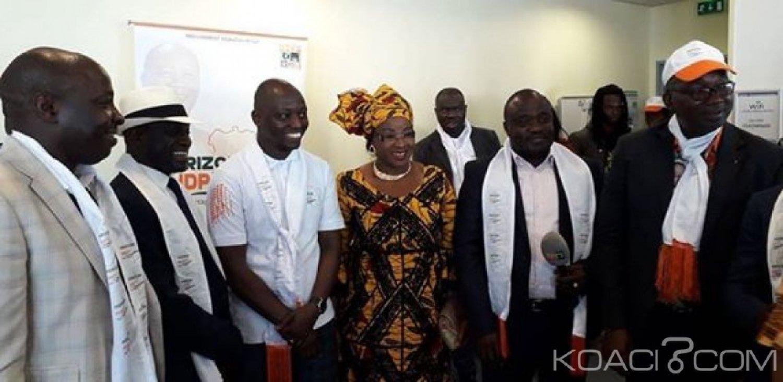 Côte d'Ivoire : Depuis Paris, le Président d'honneur d'un mouvement proche de Ouattara défie l'opposition : «Tant que le Président Ouattara est là, qui peut dire qu'il est candidat»