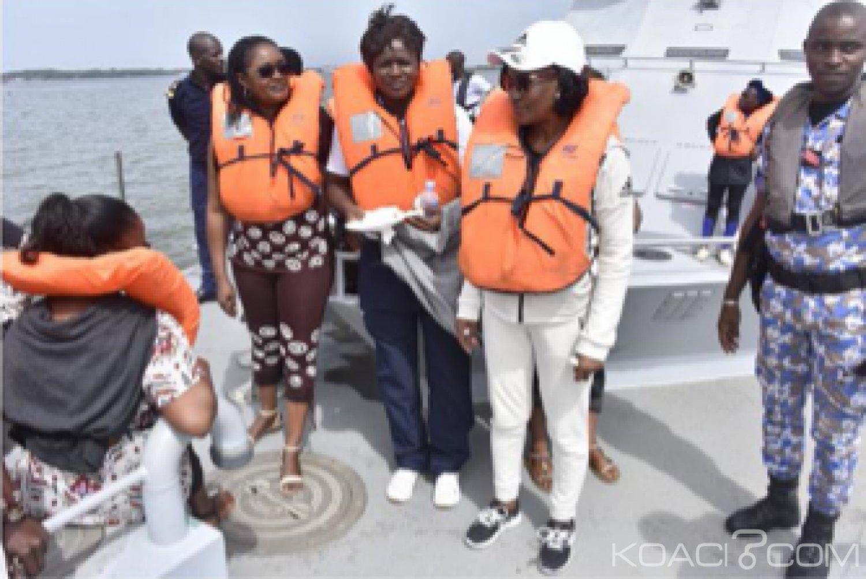 Côte d'Ivoire : La marine nationale célèbre ses femmes