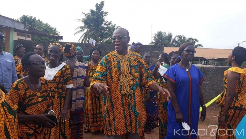 Côte d'Ivoire : Divo, un député PDCI-RDA aux cadres de Niambézaria «Tu peux être ministre, PDG, député, mais c'est passager. L'aîné reste l'ainé à vie »
