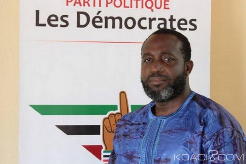 Togo : Nicodème Habia calme la « tempête » à bord du parti Les Démocrates