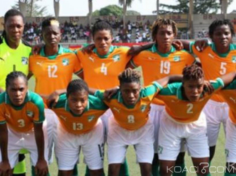 Côte d'Ivoire : Tournoi UFOA B du football féminin, les éléphantes connaissent leurs adversaires après le tirage au sort