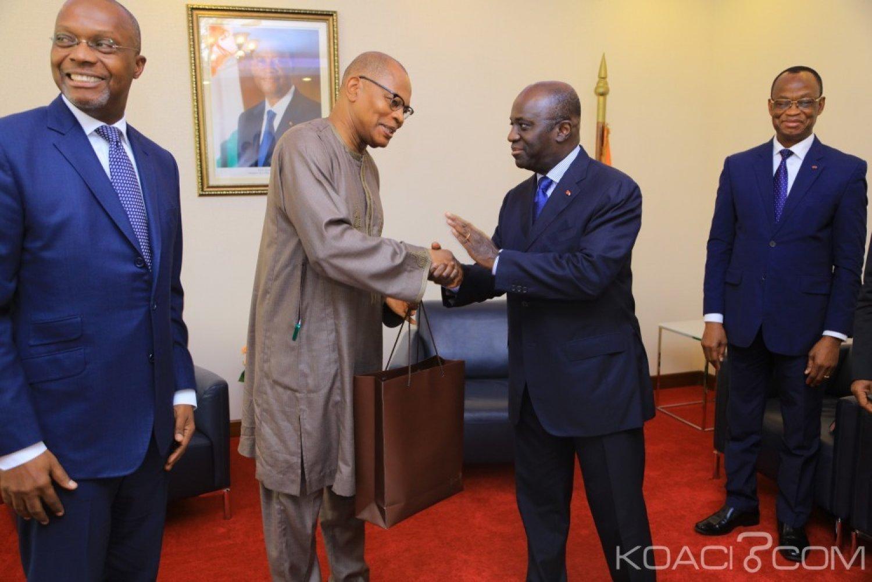 Côte d'Ivoire :  Abidjan, en prélude à l'élection de 2020, Ibn Chambas encourage des consultations pour arriver à un consensus large