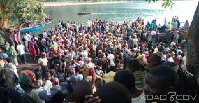 RDC : Lac Kivu, trois morts au moins et une centaine de disparus suite au naufrage d'une pirogue