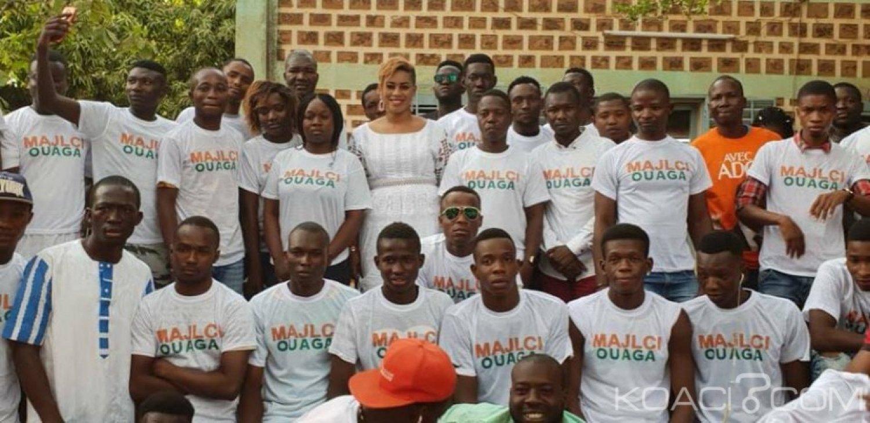 Côte d'Ivoire: «20.000 adhésions au RHDP», après la diaspora au Burkina Naya Jarvis espère une rencontre avec Katinan et Pickass à Accra