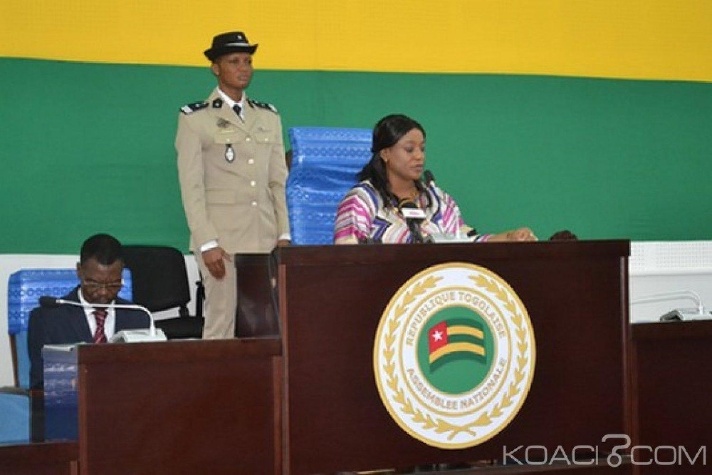 Togo: Assemblée nationale, constitution des 9 commissions, attente des reformes