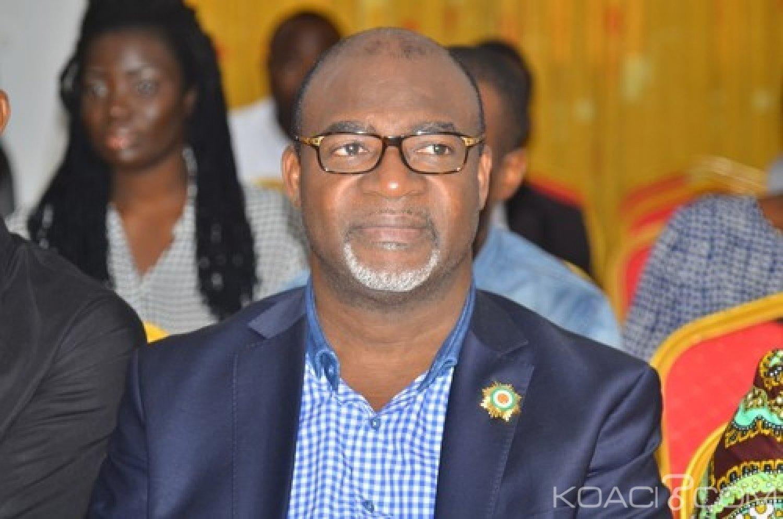 Côte d'Ivoire : Après son départ du RDR, le député  Adié Dominique annonce la sortie officielle de son parti (PRD)