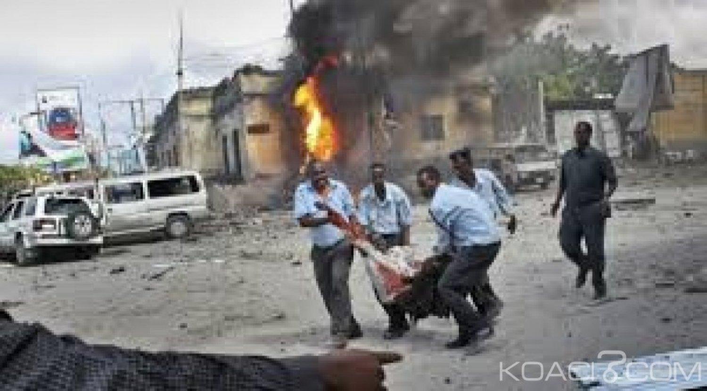 Somalie : 4 morts au moins et 5 blessés dans l'explosion d'une voiture piégée à Mogadiscio