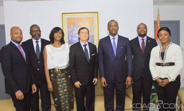 Côte d'Ivoire : Mamadou Touré annonce l'insertion de 500 mille jeunes dans le tissu socio-économique d'ici à 2020 et 200 mille stages de validation pour diplômés