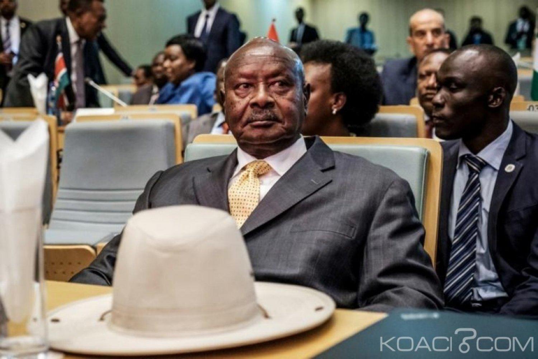 Ouganda :  Supression de la limite d'à¢ge pour la présidence, Museveni qualifié pour un 6ème mandat