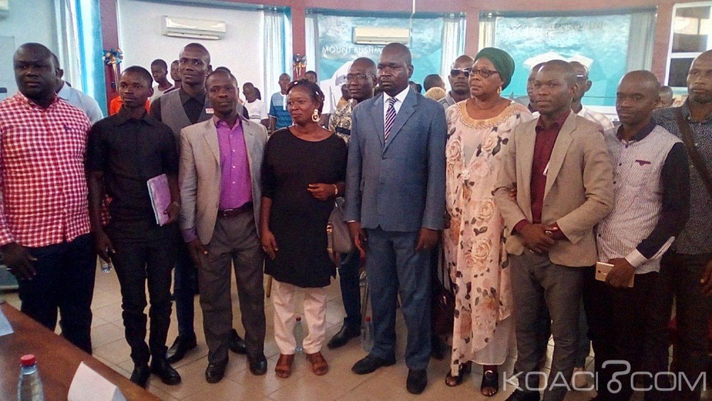 Côte d'Ivoire : Bouaké, en vue de les rendre autonomes, une centaine de jeunes leaders formée par le CNJCI
