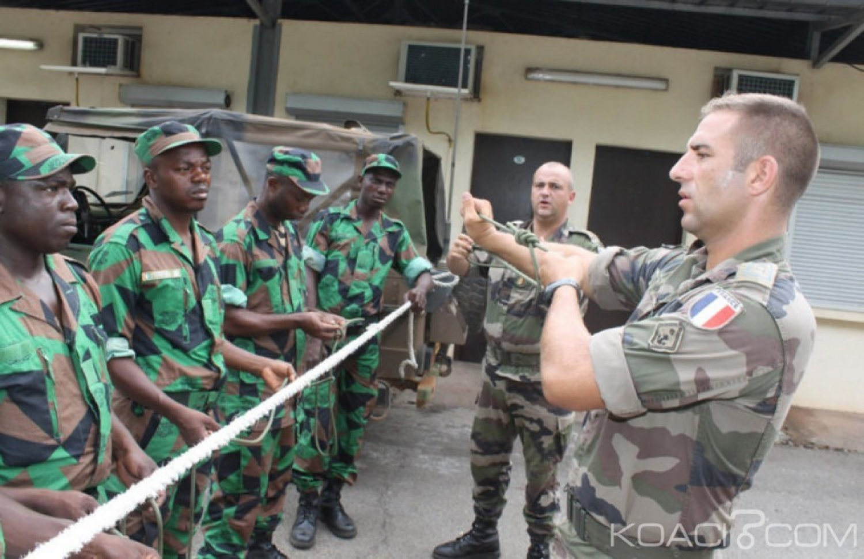 Côte d'Ivoire : Un nouvel exercice militaire annoncé  entre les forces françaises et ivoiriennes dans le district des montagnes