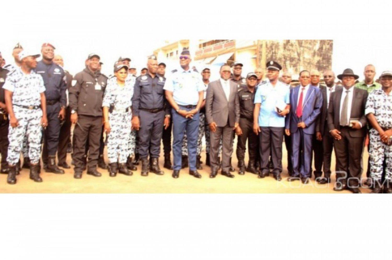Côte d'Ivoire : A Attécoubé, pour lutter contre la délinquance juvénile, «l'opération Épervier 4» lancée