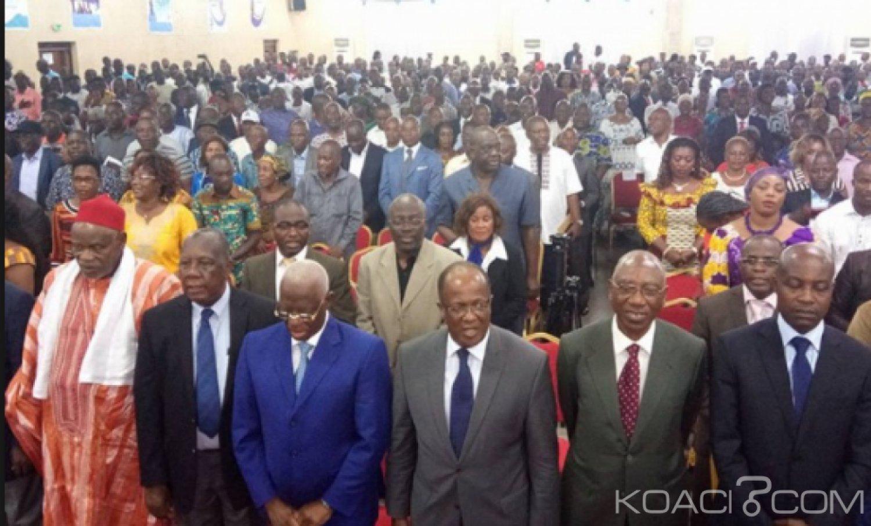 Côte d'Ivoire : Deux ans de la plateforme pro-Gbagbo EDS, Armand Ouégnin, « le bout du tunnel n'est plus loin »