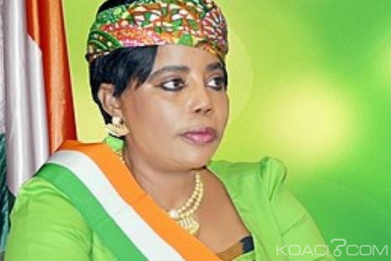 Côte d'Ivoire: Aka Véronique élue présidente du Comité Interparlementaire de l'UEMOA