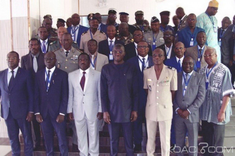 Togo : Planification du déploiement des forces aux frontières de la sous-région