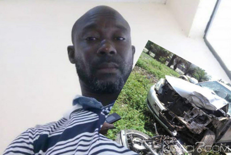 Côte d'Ivoire: Un responsable du parti de Blé Goudé (COJEP)  trouve la mort dans un accident