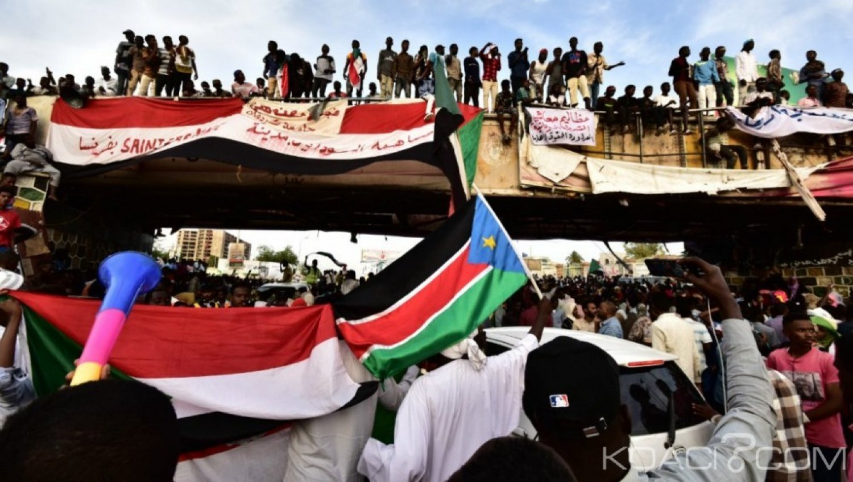 Soudan: Les chefs de la contestation veulent nommer un gouvernement civil