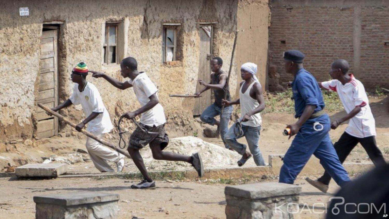 Burundi : Un  haut gradé de la police trop zélé,  menace d'en finir avec des opposants