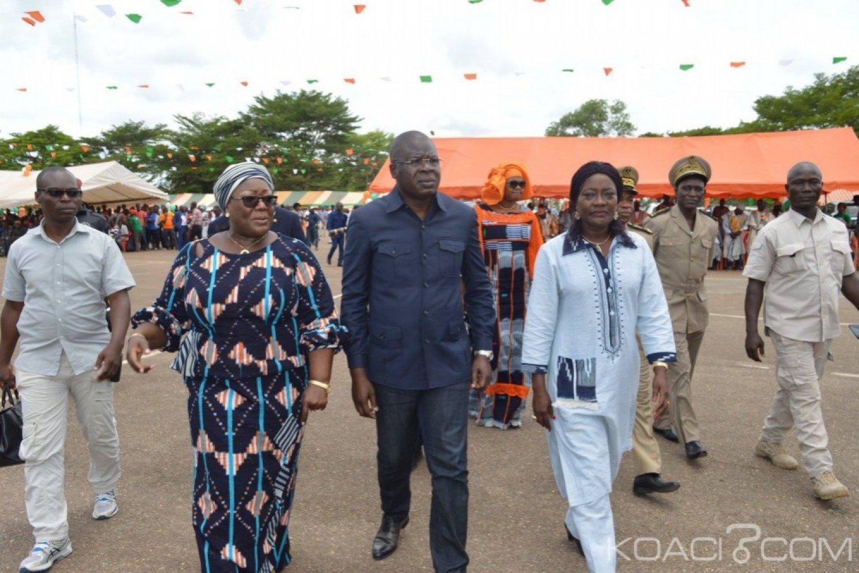 Côte d'Ivoire : A Guiglo, la « Paquinou » fêtée  sous le sceau la solidarité fraternelle agissante