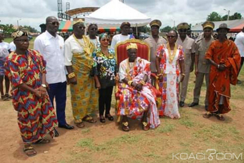 Côte d'Ivoire : Dans le Iffou, double cérémonie pour la fête de Pà¢ques