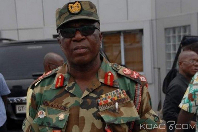 Ghana-Israël : Décès d'un Commandant ghanéen de l'ONU en Israël