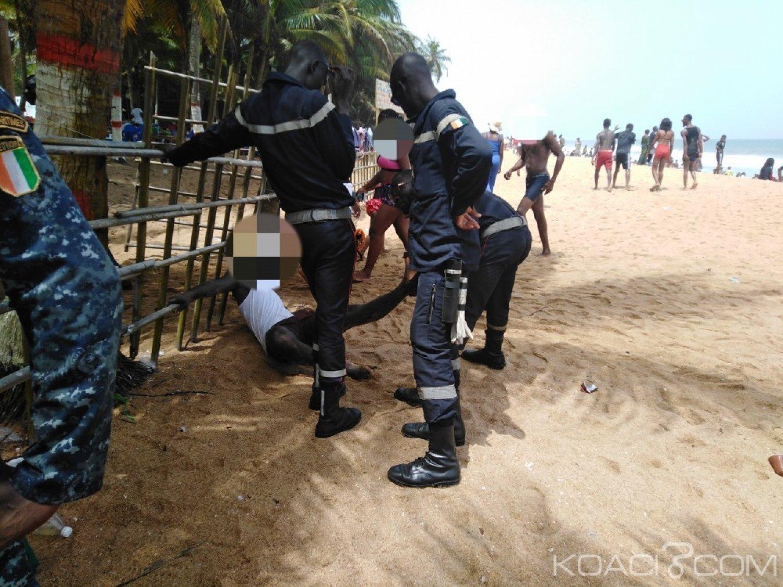 Côte d'Ivoire: Week-end pascal, 09 personnes sauvées et 02 morts à Jacqueville