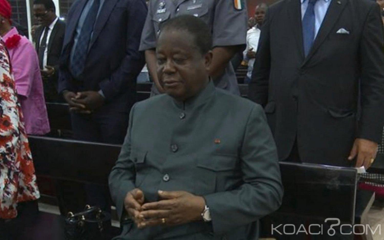 Côte d'Ivoire : Célébration de la fête de Pà¢ques, Bédié «Au-delà de nos épreuves, gardons l'espérance en notre pays »