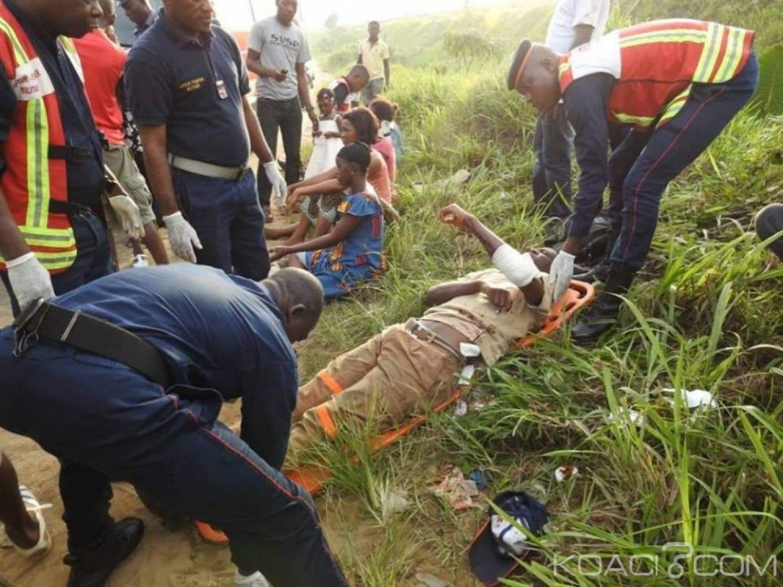 Côte d'Ivoire : A Abidjan, pour le weekend pascal, 488 victimes dont 29 décès enregistrés