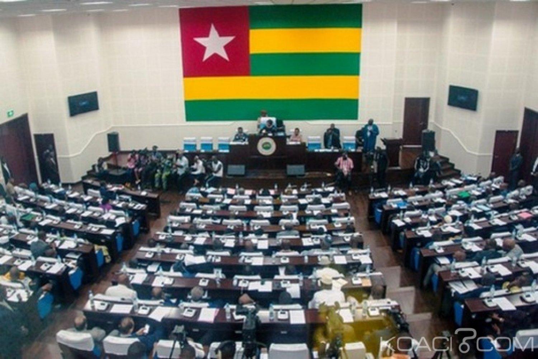 Togo : Le projet de reformes en étude à l'Assemblée
